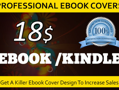 Design a stunning and professional looking ebook cover