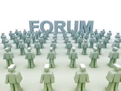 Do 25 forum posts manauly on worldwide forums
