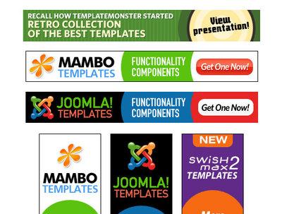 design your advertisement banner