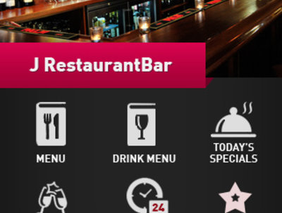 Make Restaurant iPhone app
