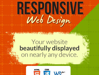 Do psd to responsive layouts mobile compatible page