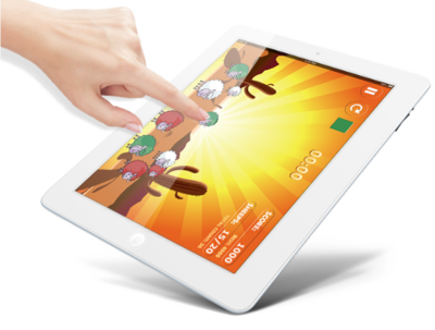 Design & develop attractive tablet applications