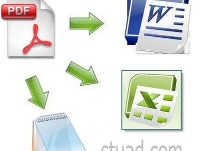 convert your 24 pdf pages to any file format you need