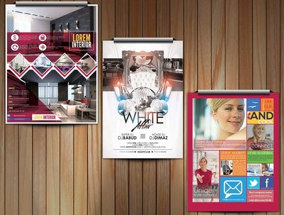 Design a flyer / poster