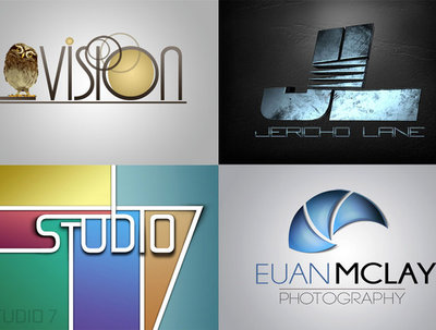 Create a sophisticated logo and animate it
