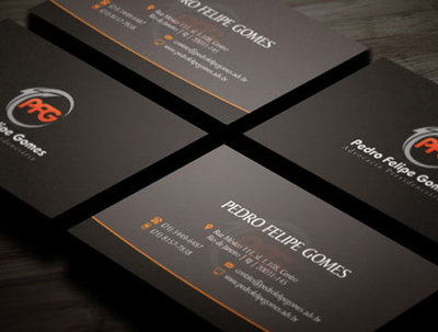 Design a unique business card (with unlimited revision)