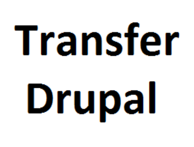 Transfer Drupal site to another host