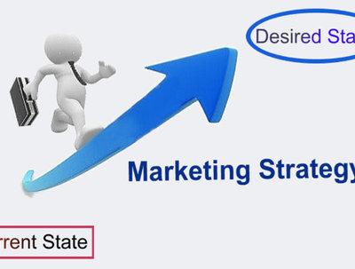 Create you a marketing strategy