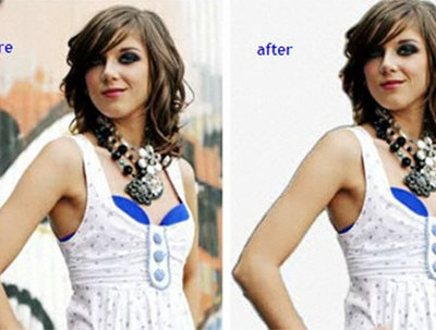 Cutout and Background Remove of 50 Photos / Images