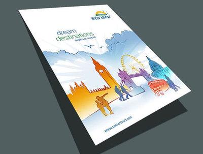 Design your brochure