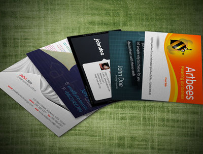 Make an amazing business card