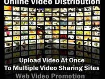 Upload your video in 30 video sharing sites