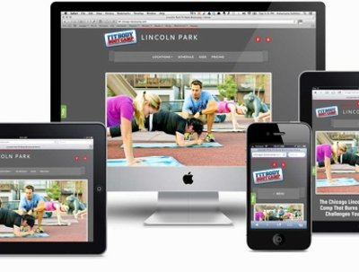 Build your responsive, beautiful website for your business