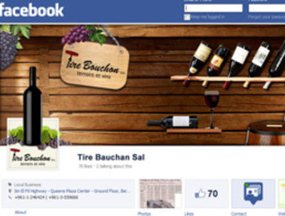 Design FaceBook cover image and cover photo