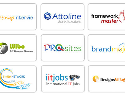 Create a professional logo design with 2 concepts and unlimited revisions