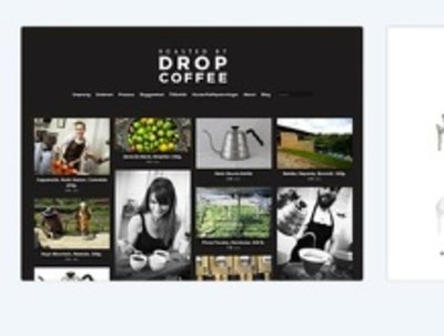 Design a simple and functional e-commerce website