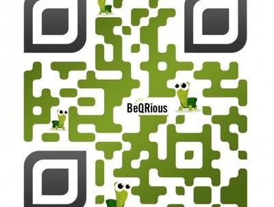 design a beautiful customized QR code for Website/Business Card/Google Map etc