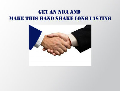 Draft  Legally valid and binding NDA(Economic)