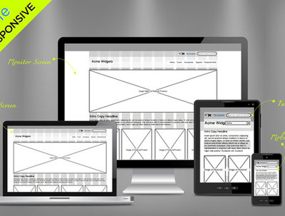 design full UI responsive theme 10 to 20+ pages