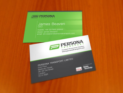 Design you a top quality business card