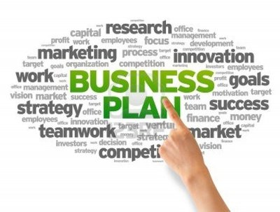 Create a professional and investor ready business plan