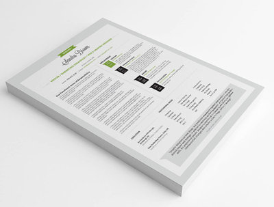 Layout your resume so that it is a standout and interviewers WILL compliment you
