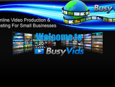Create a marketing or promotional video for your business, products or services