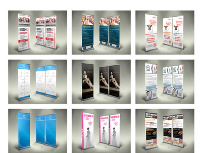 Design & Supply your Roller / Pop Up Banner