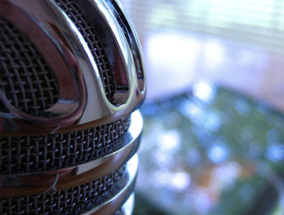 Create a professional, youthful English voice over