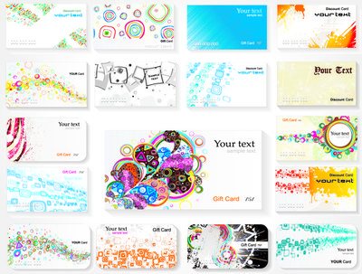 create a business card design