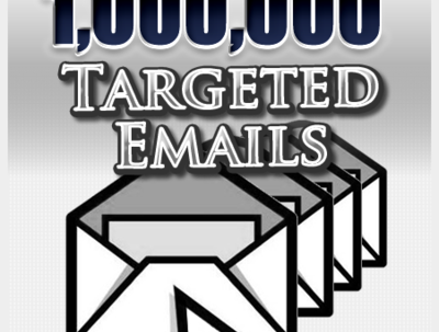 Provide you with 1M up to date UK/US B2B/B2C email leads