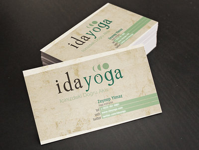 Create your new business card design