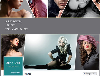 Create and customise a Facebook Timeline cover