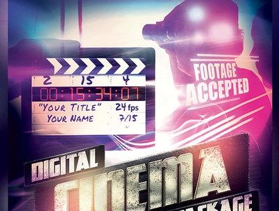 Create a Digital Cinema Package (DCP) for your video to play in Movie Theaters