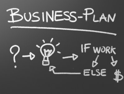 Help draft  a professional business plan without financial forecast