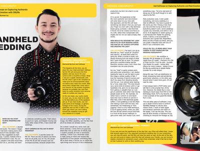 Design your magazine
