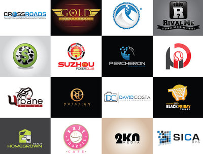 Design your exclusive logo with unlimited revisions