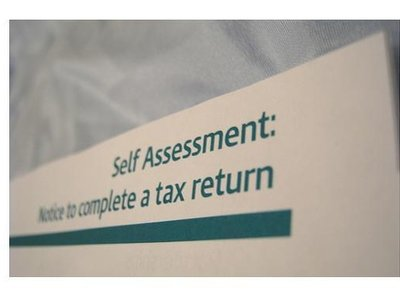 Register you for Self Assessment if you are a self-employed sole trader