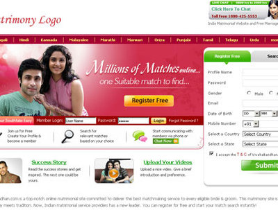 Design/develop you  fully functional matrimonial website