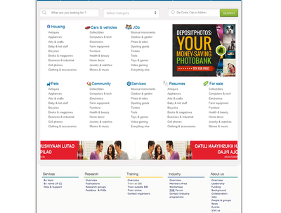 Make your fully functional Classified website