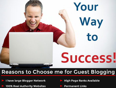 Write and publish a quality guest post in any niche PR 2 and DA 20+ (cheapest rates)