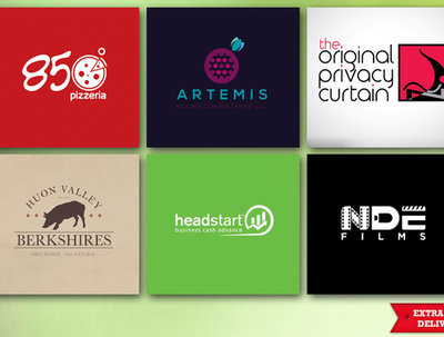 Design 3 awesome  and professional logo concepts with unlimited reversions