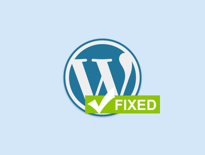 Fix serious security issues in your wordpress site