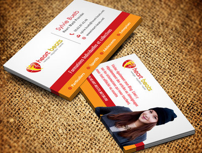 Design a Professional Business Card [with Unlimited Revision]