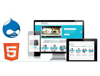 Build your responsive Drupal website from psd design