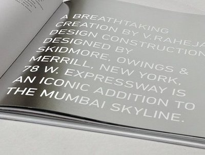 Design your next company brochure