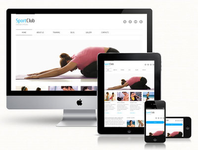 Make your existing website responsive / mobile friendly