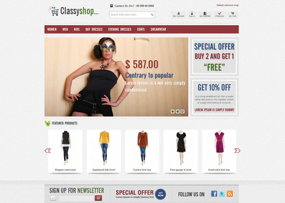 Professionally install an eCommerce CMS