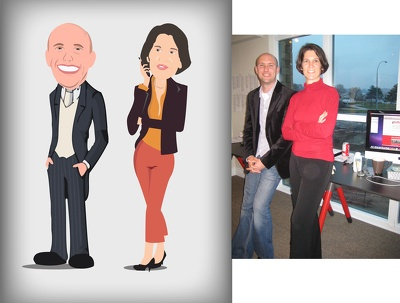 Create digital cartoon Avatar of your photo