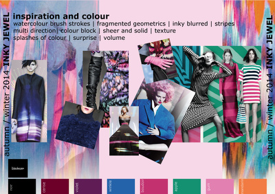 Create a stunning fashion trend forecasting pack for your brand